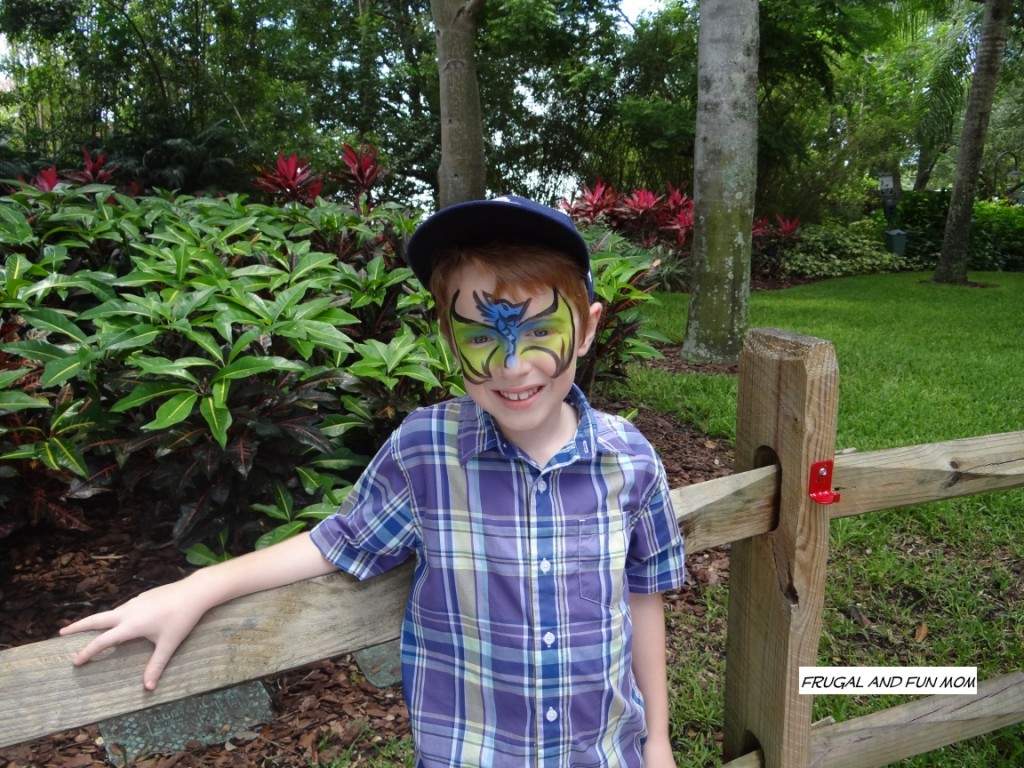 Natural Fun at Busch Gardens