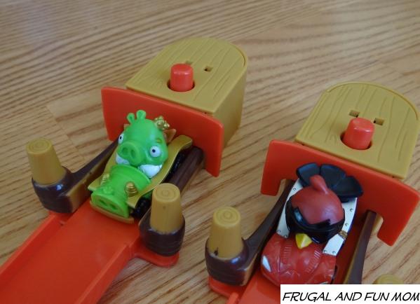 Angry Birds GO! Telepods Pig Rock Raceway Set 2 Karts