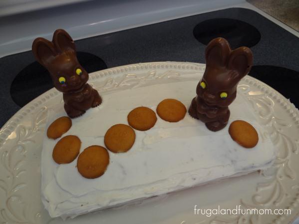 Bunny Trail Cake