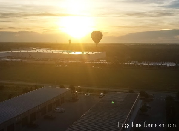 Hot Air Balloon Ride Orlando 8