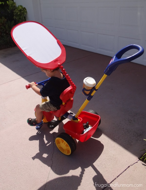 Little Tikes 4 In 1 Trike Review It Promotes Exercise And