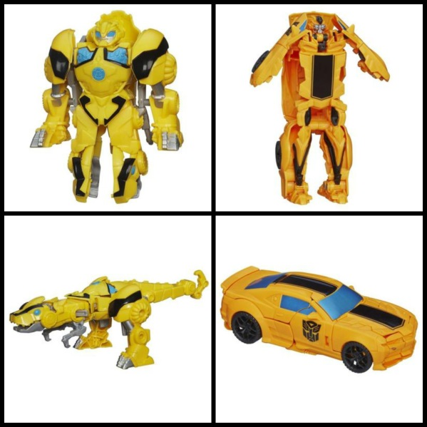 Transformers Age Of Extinction One Step Changers Bumblebee