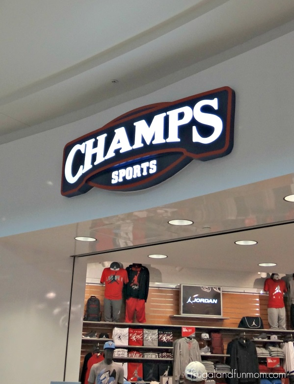 Champs Sports at teh UTC Mall at Sarasota