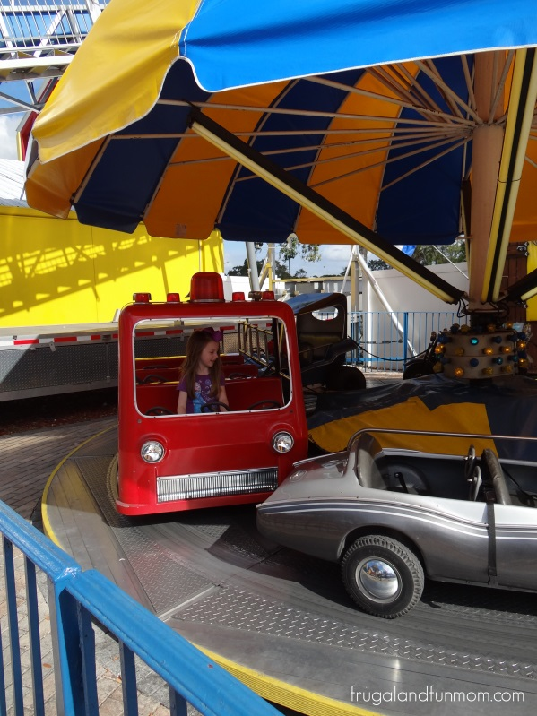 Fun Spot Kissimmee Florida Kid Rides