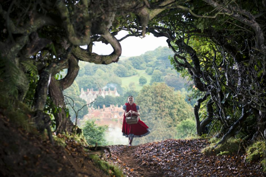 Into The Woods Little Red Riding Hood