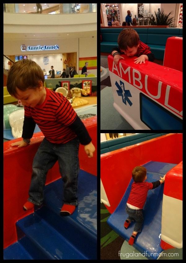 Kids Play area at the UTC Mall Sarasota