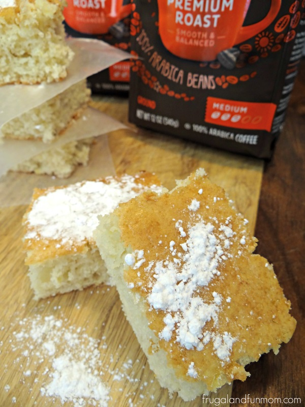 Banana Sour Cream Squares Recipe