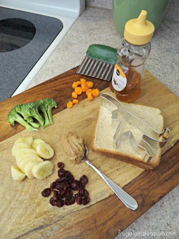 Monkey Kingdom Inspired lunch