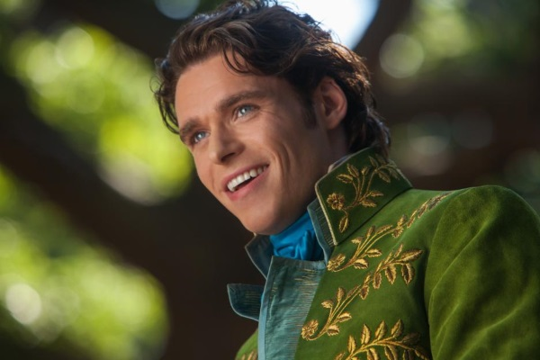 The Prince in Cinderella