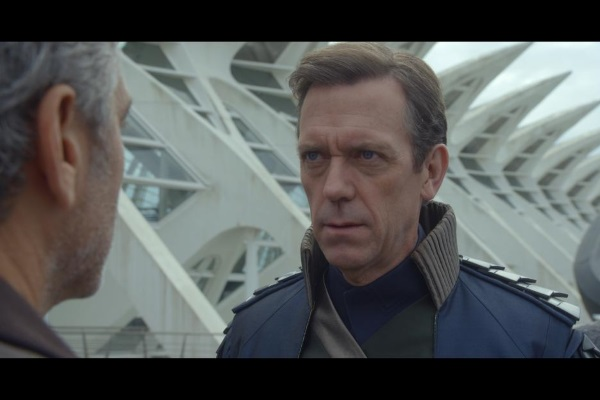 tomorrowland Hugh Laurie