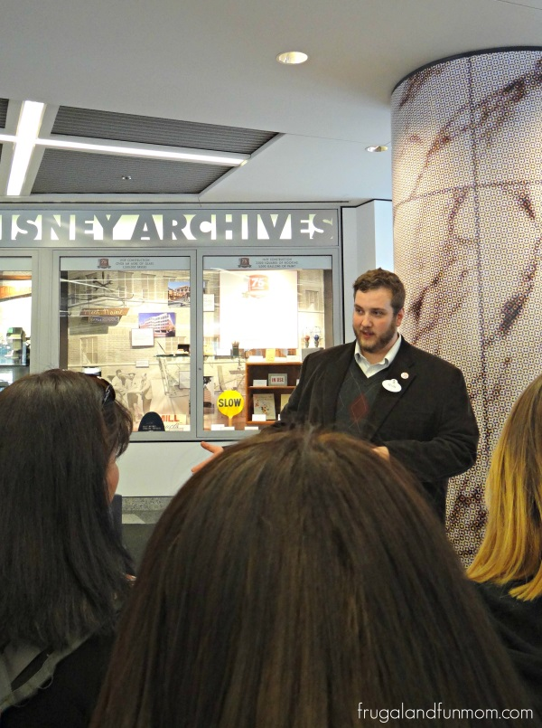 Kevin M. Kern Archivist at the Walt Disney Archives