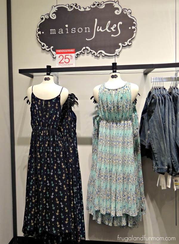 Spring dresses at Macy's UTC Mall Sarsota