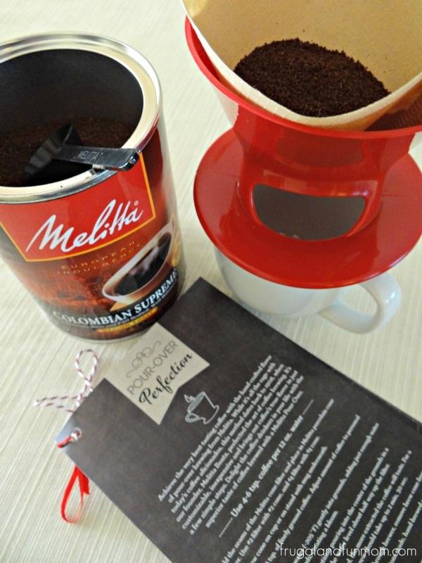 Melitta Pour Over Coffeemaker