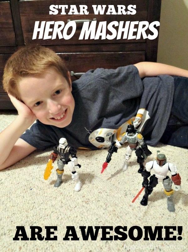 Star Wars Hero Mashers from Kohl's
