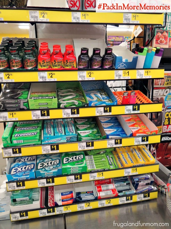 Wrigley Extra and Doublemint Gum at Dollar General