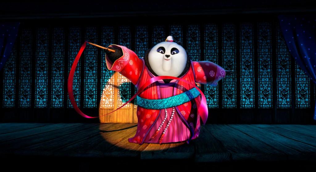Mei Mei from Kung Fu Panda 3