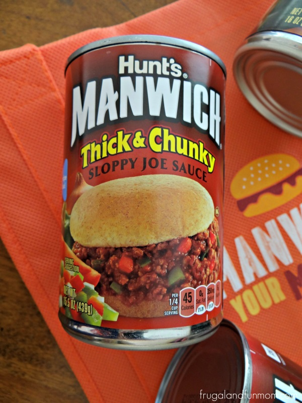 Manwich Thick and Chunky