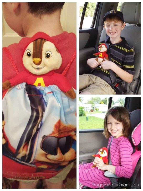 Road Trip with Alvin and the Chipmunks