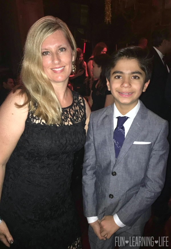 Neel Sethi at The Jungle Book After Party