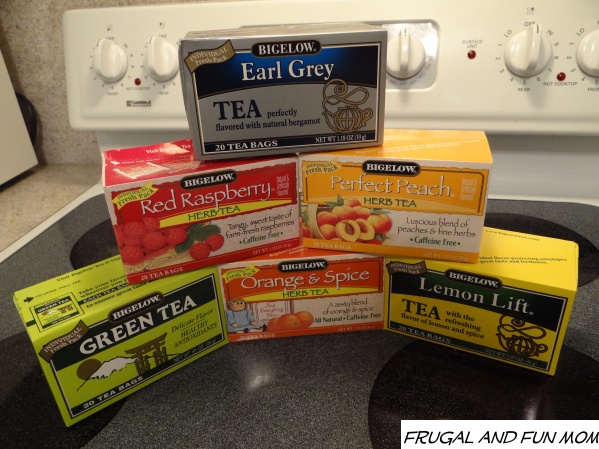 Back To School Routines with Walmart and Bigelow Tea #AmericasTea #shop #cbias