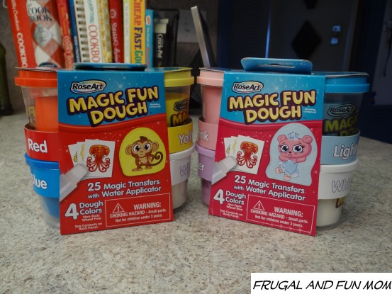 Refills Magic Fun Dough
