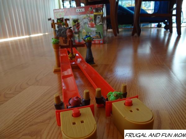 Angry Birds GO! Telepods Pig Rock Raceway