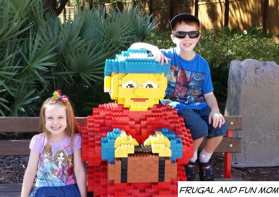 Kids Trip To LEGOLAND
