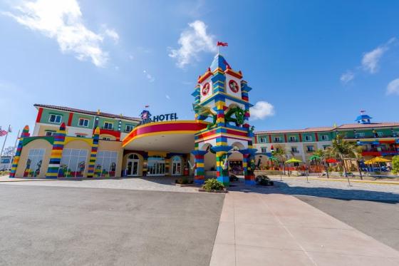 Legoland Hotel Set To Be build in Florida