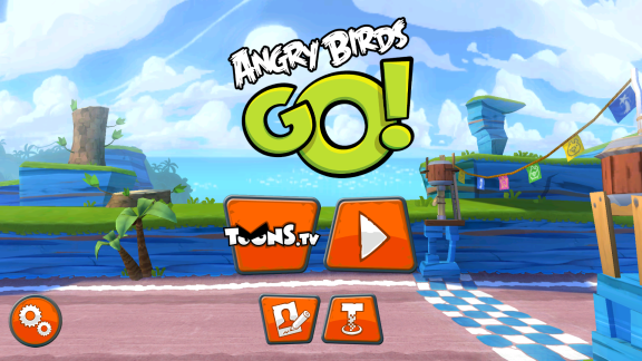Screenshot Angry Birds GO! FREE App