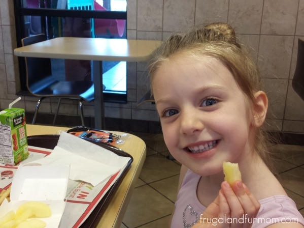 Eating at McDonald's with the ISIS Mobile Wallet
