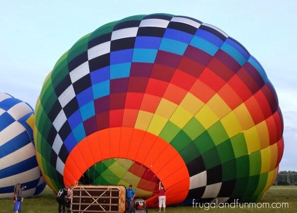 Hot Air Balloon Ride Orlando 2