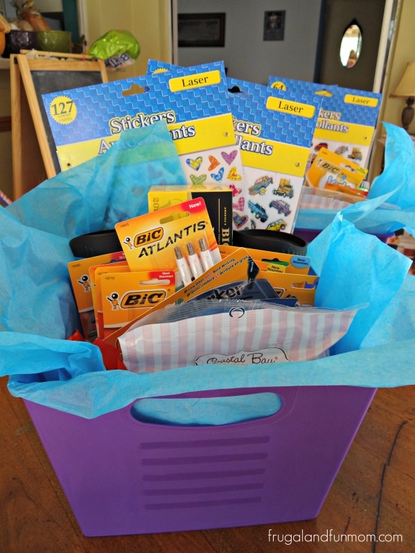 Teacher Appreciation Basket 6