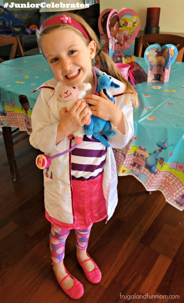 Doc McStuffins Dress Up Snack Time, A Disney Junior Halloween! #JuniorCelebrates #CollectiveBias #Shop