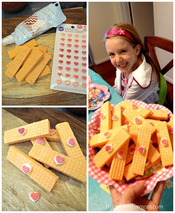 Doc McStuffins Dress Up Snack Time, A Disney Junior Halloween! With Heart Bandage Cookies! #JuniorCelebrates #CollectiveBias #Shop