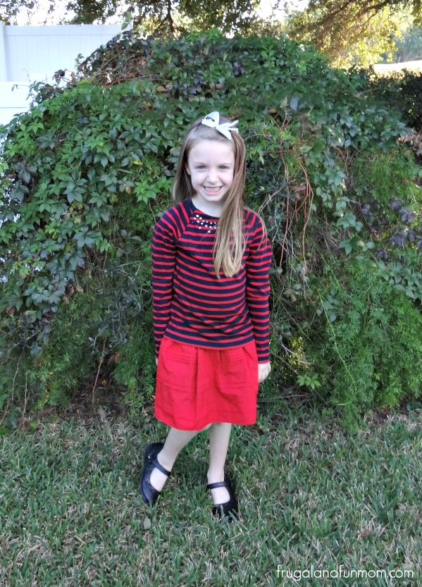 Winter & Holiday Outfits at OshKosh B'gosh! #GIVEHAPPY Plus, Save an Extra 25% off!