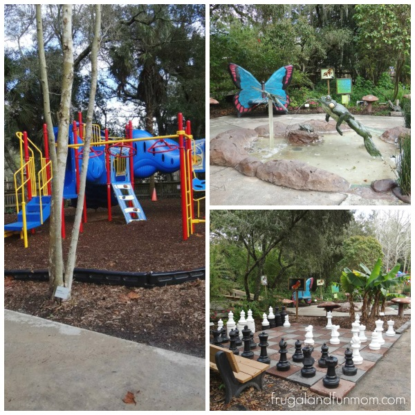 Play Area at the Central Florida Zoo Orlando