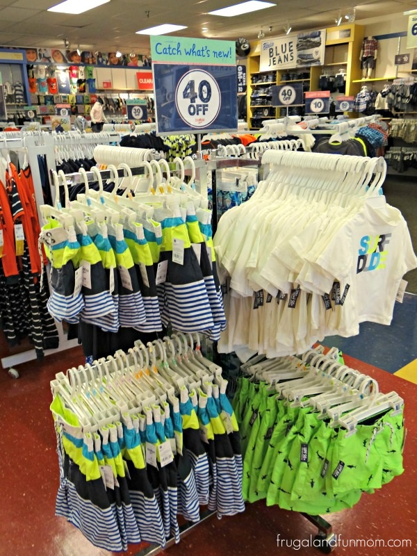 Boys Spring and Nautical Clothes at OshKosh BGosh