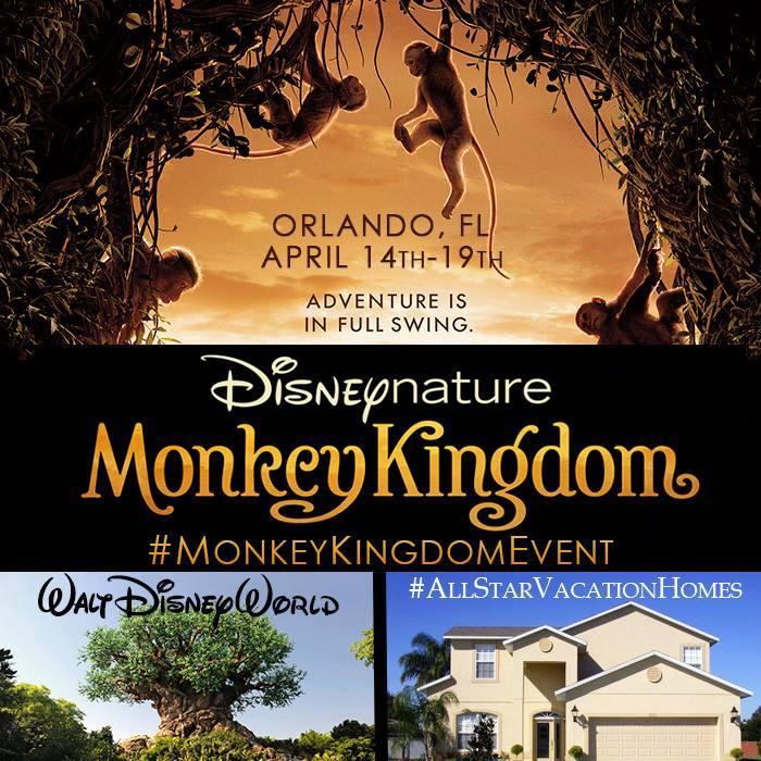Monkey Kingdom Button