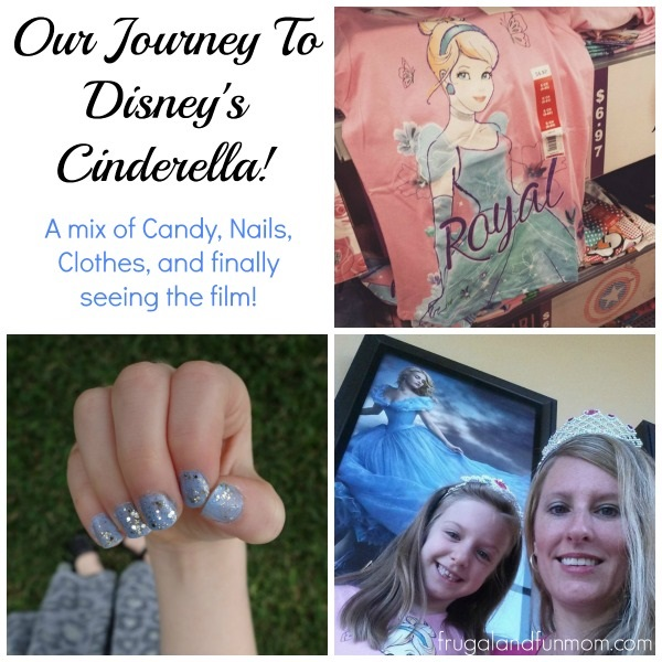 Our Journey To Disney's Cinderella