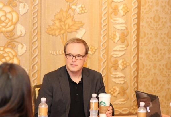Director Producer Writer Brad Bird Tomorrowland