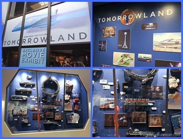 Frank Walker's Countdown Clock for Tomorrowland