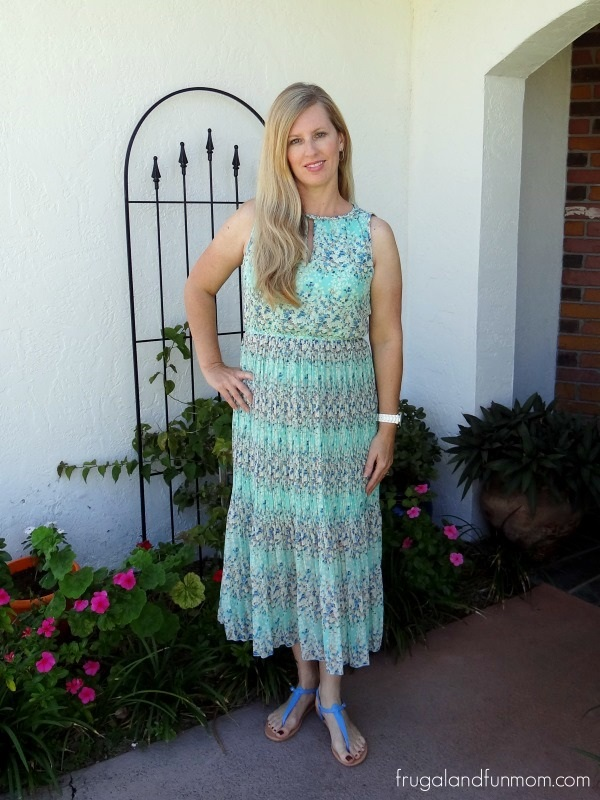 Mothers Day dress from Macys