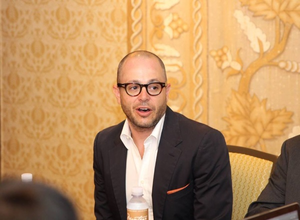 Producer Writer Damon Lindelof Tomorrowland