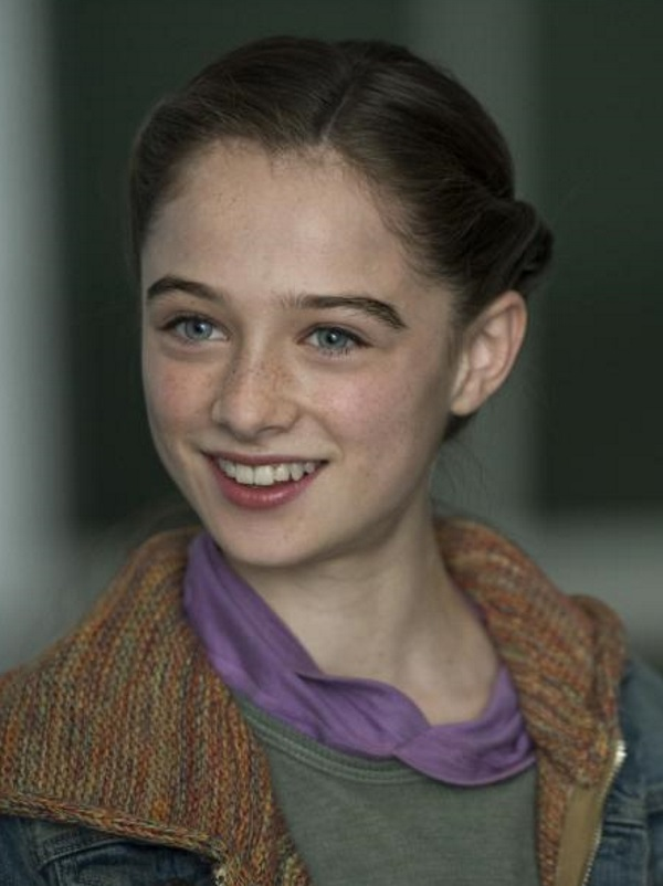 Tomorrowland Raffey Cassidy as Athena