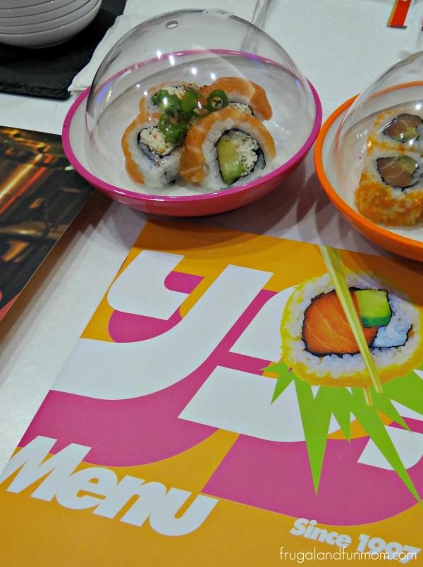 Yo Sushi UTC Mall Sarasota