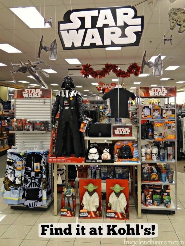 Star Wars Merchandise at Kohl's