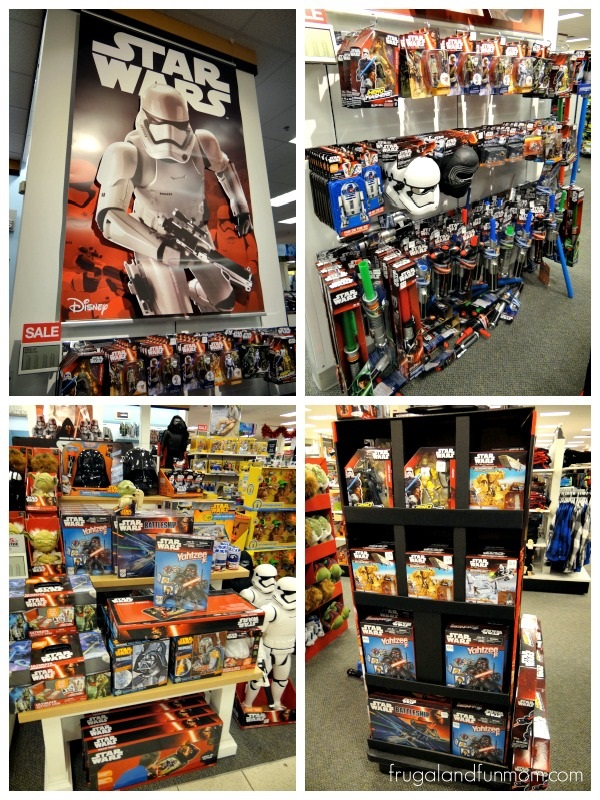 Star Wars Toy Selection at Kohl's