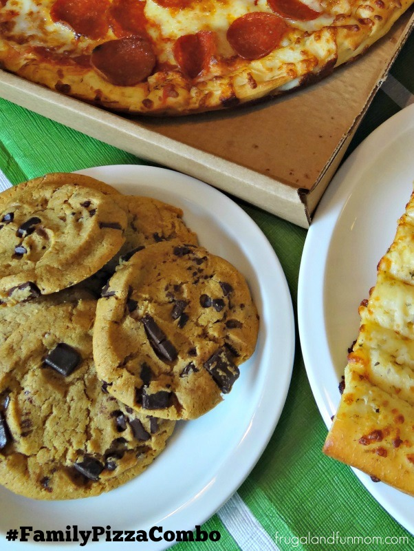 Family Pizza Combo Cookies from Sam's Club #BigGame #FamilyPizzaCombo