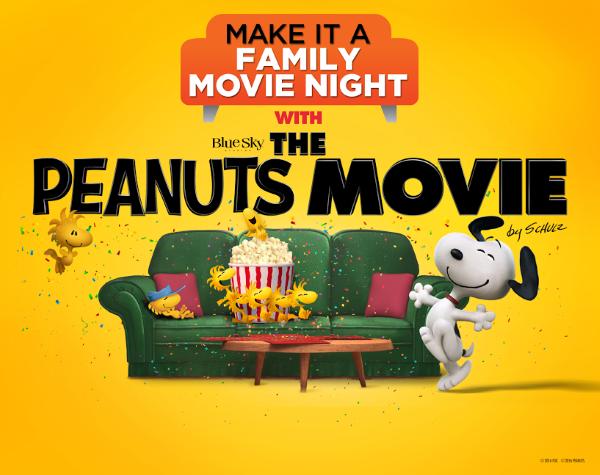 The Peanuts Movie, Party Ideas