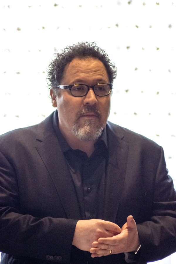 "BEVERLY HILLS - APRIL 04 - Actor Jon Favreau during the ""The Jungle Book"" press junket at the Beverly Hilton on April 4, 2016 in Beverly Hills, California. (Photo by Becky Fry/My Sparkling Life for Disney)"